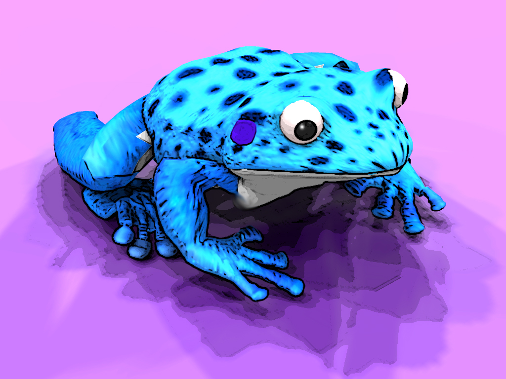 Blue frog episode 1