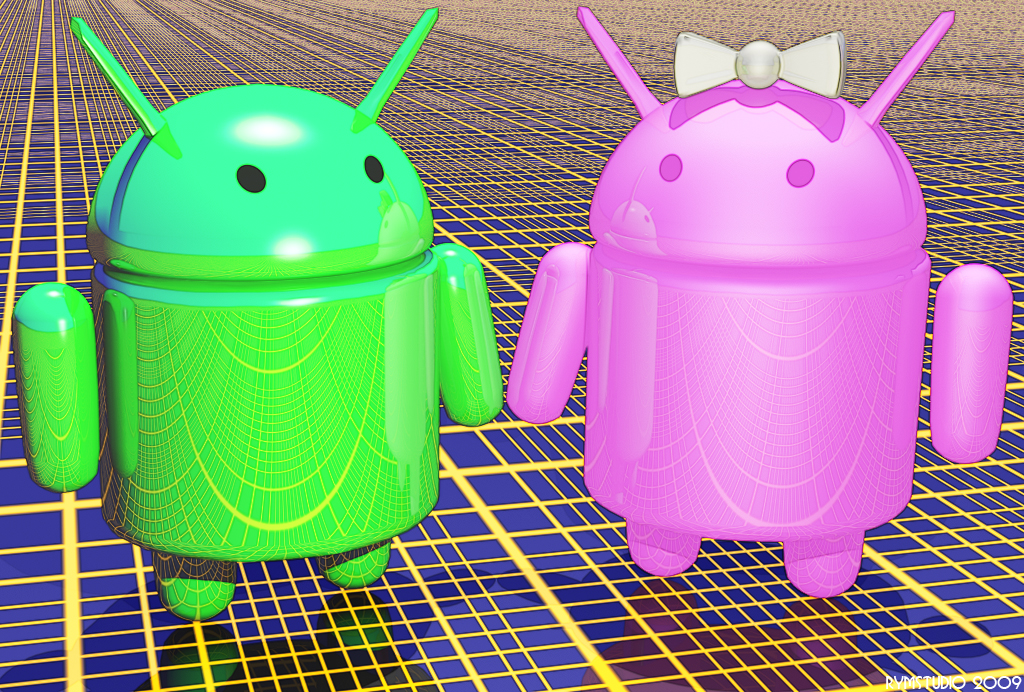 Google Android Love