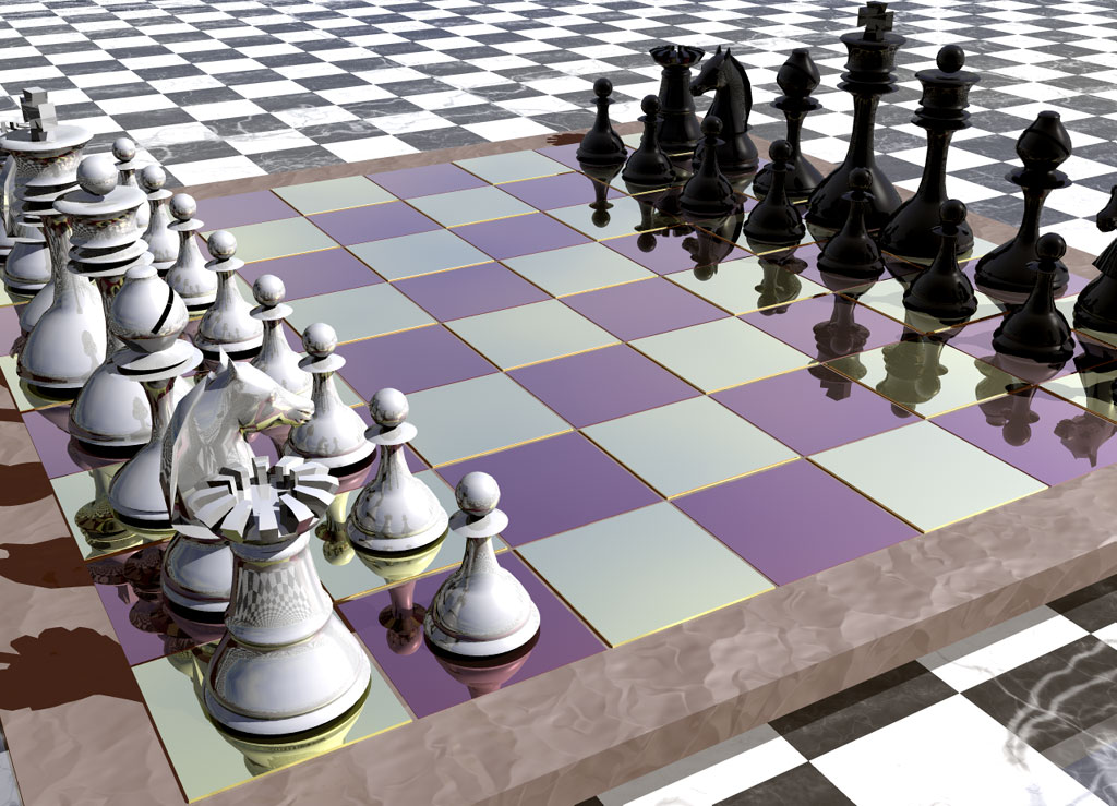 Yet another chessboard